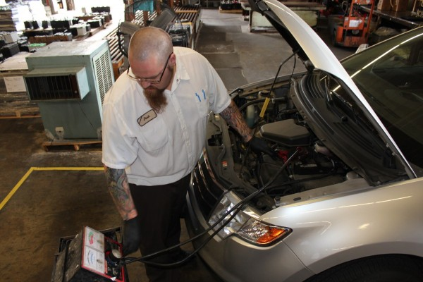 Battery Testing and Inspection Sacramento CA