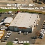 Battery Bill, Inc. battery store in sacramento