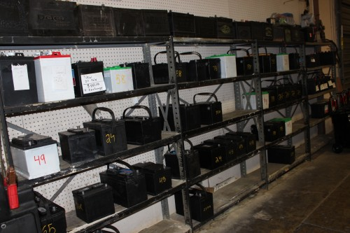 Used Batteries: Used Automotive Batteries in Sacramento and Stockton CA